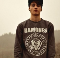 boy, styl, ramones, cap, love, bad, good, super