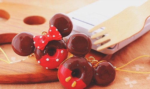Cute,Disney,Donuts,Fashion,Love,Mickey