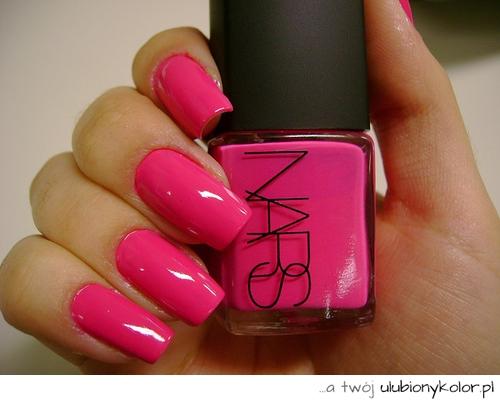 a0c6223f obrazek, piękne, paznokcie, eleganckie, różowe, błyszczące - zdjęcia ...