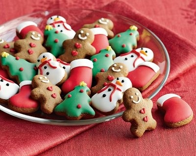 Christmas,Cookies,Creative,Cute,Red