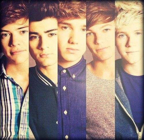 Harry Styles, Liam Payne, Louis Tomlinson, Naill Horan, muzyka, super, love