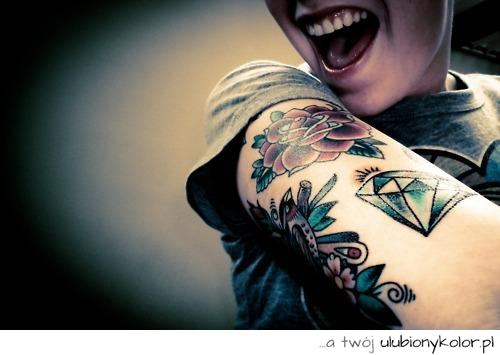 Obrazek Tatuaż Tatuaże Wzór Tatuaży Motyw Tatuaż